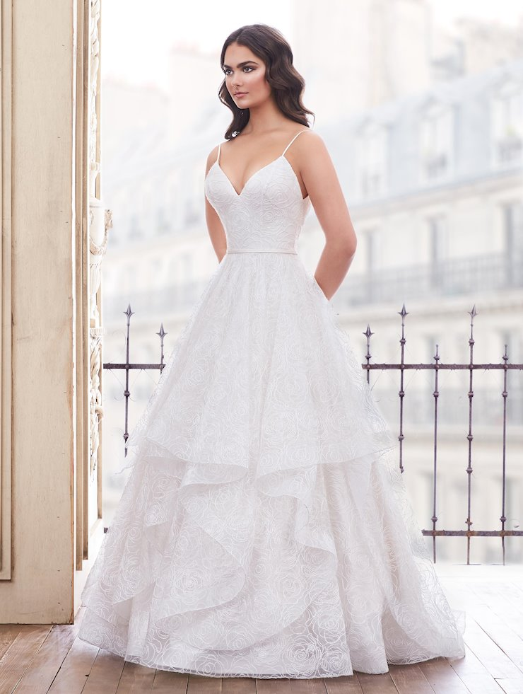 Paloma Blanca Style #4858 Image