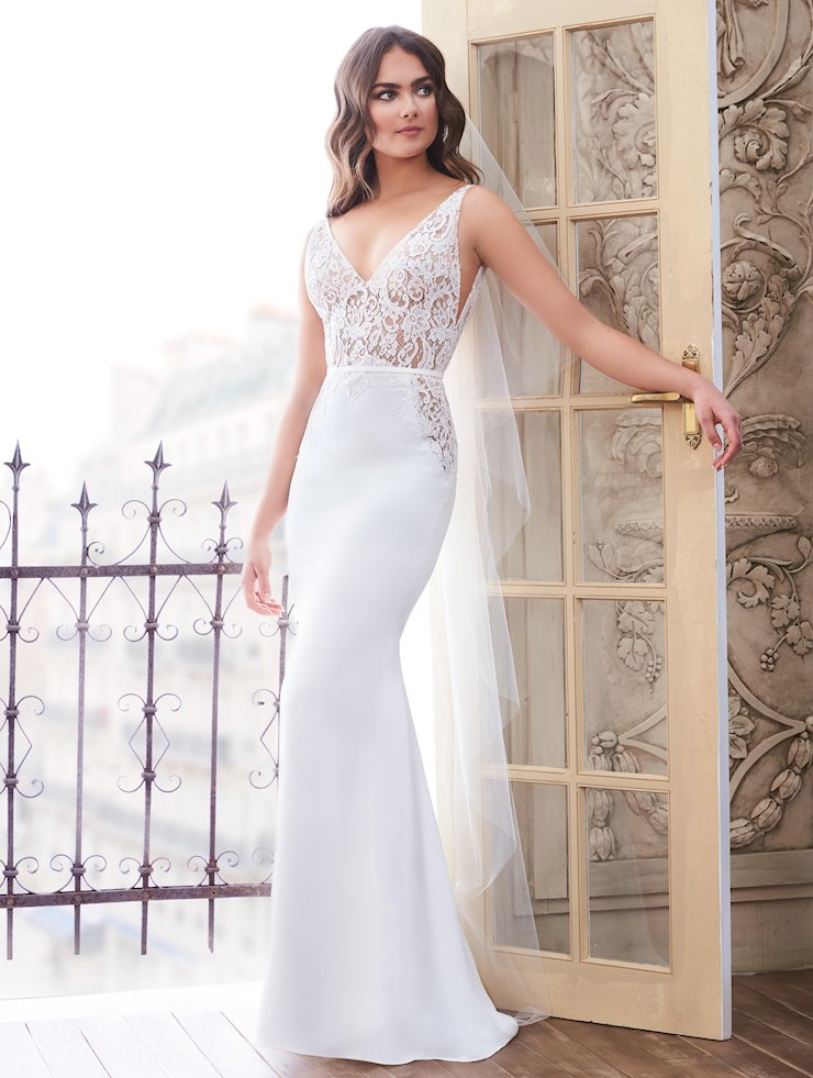 Paloma Blanca Style #4859 Image