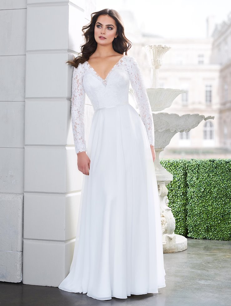 Paloma Blanca Style #4870 Image