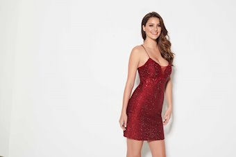 Ellie Wilde Prom Dresses Style #EW21933S