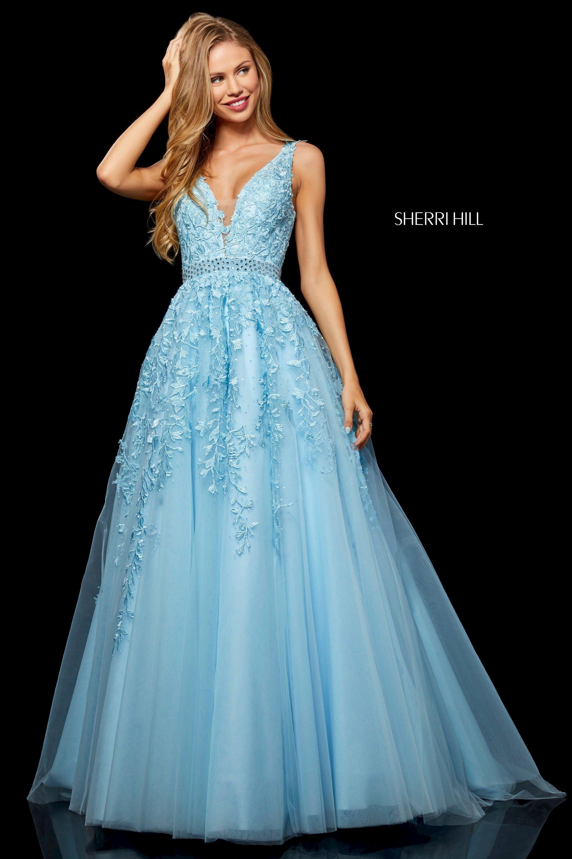 Sherri Hill 11335 Nikki S Glitz And Glam Boutique Prom