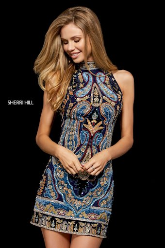 Sherri Hill Style #52106