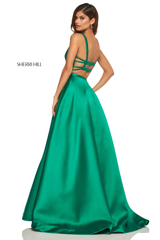 Sherri Hill 52715 Nikki S Glitz And Glam Boutique Prom