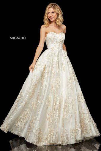 Sherri Hill Style #52952