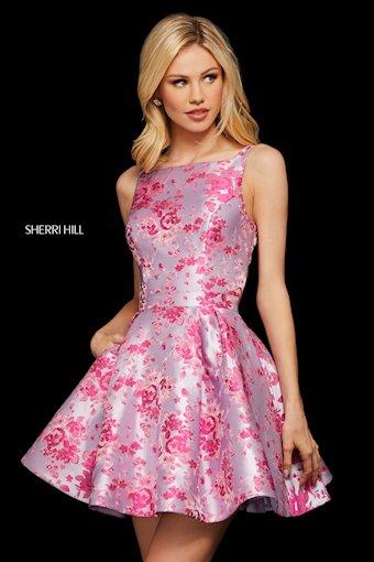 Sherri Hill #53021