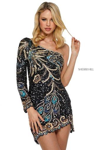 Sherri Hill Style #53028