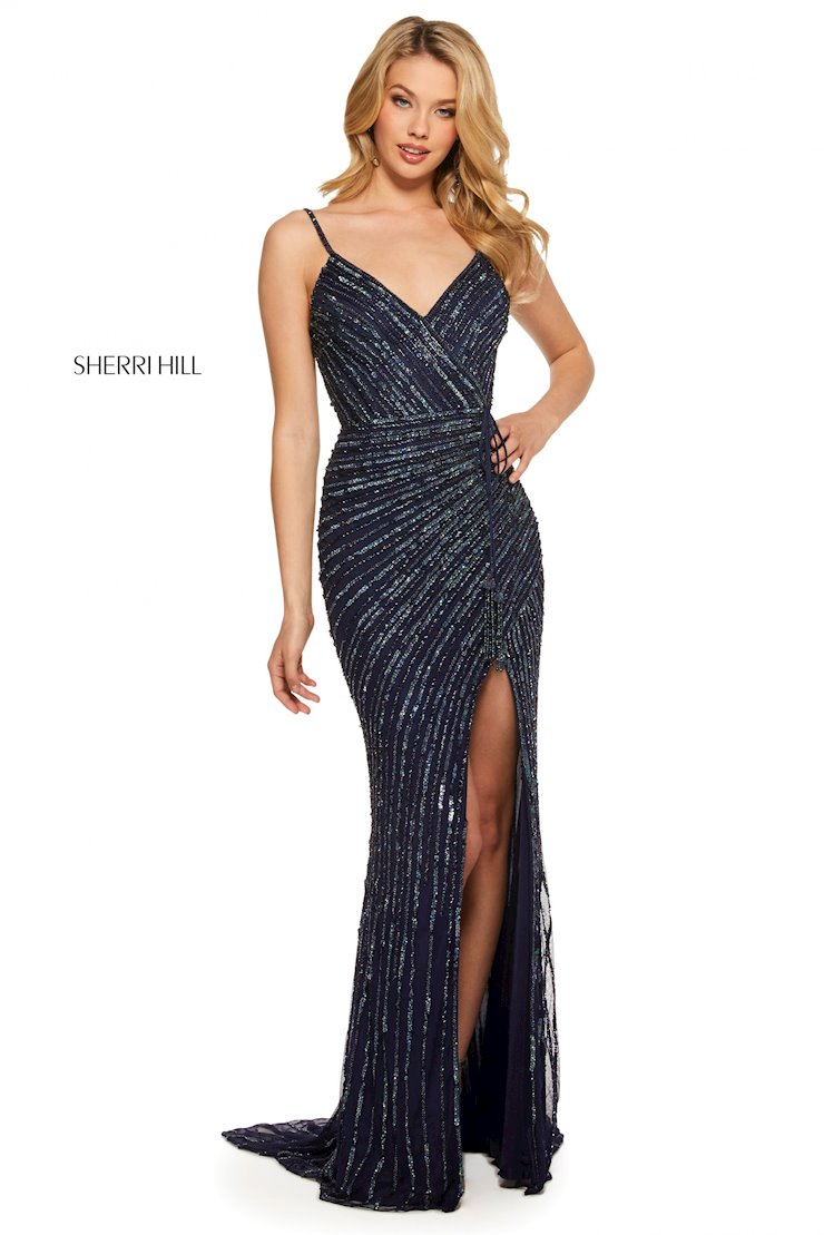 Sherri Hill Style #53037 Image