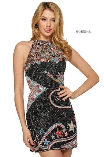 Sherri Hill Style #53040