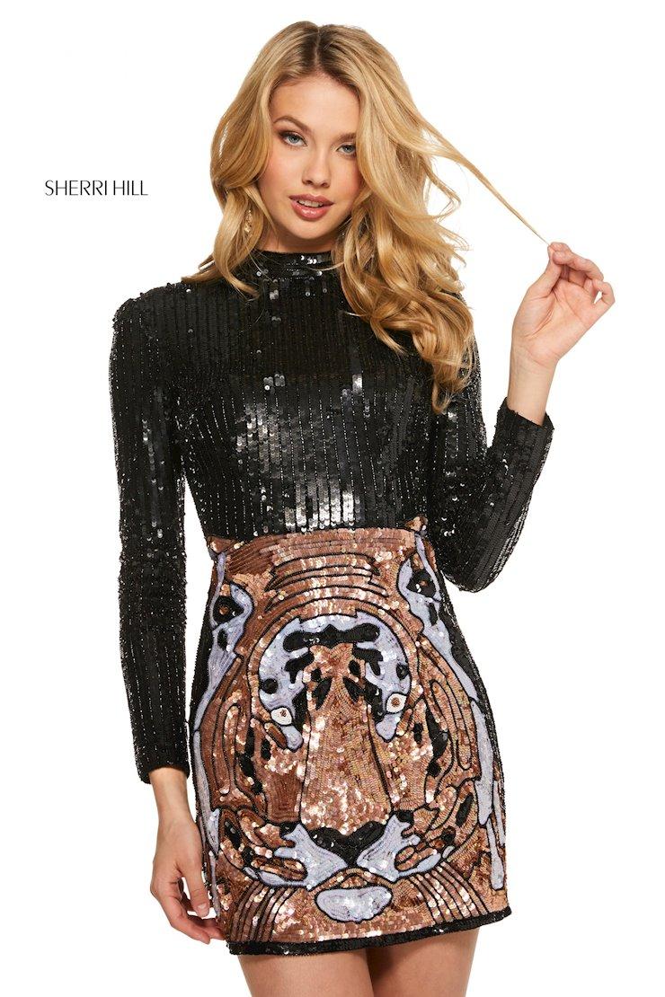 Sherri Hill Style #53041 Image