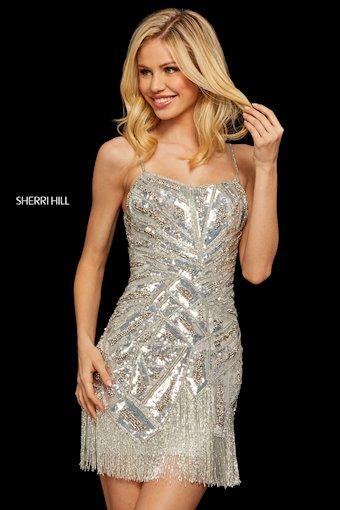Sherri Hill Style #53052