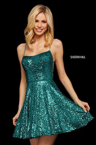 Sherri Hill Style #53093