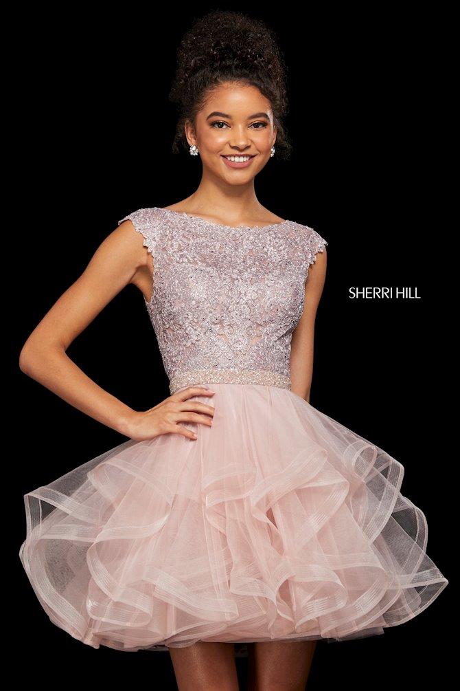 Sherri Hill 53109 Nikki S Glitz And Glam Boutique