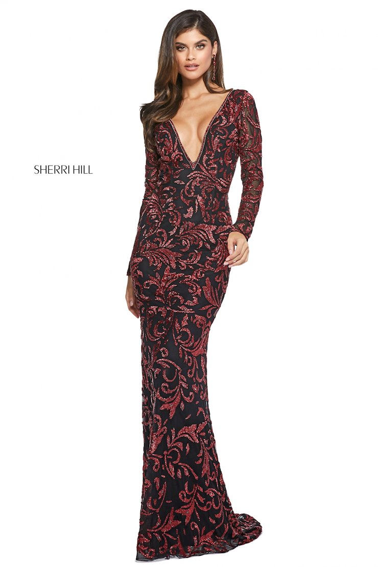 Sherri Hill Style #53161 Image