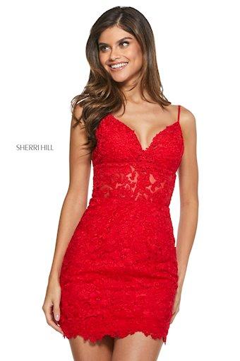 Sherri Hill Style #53195