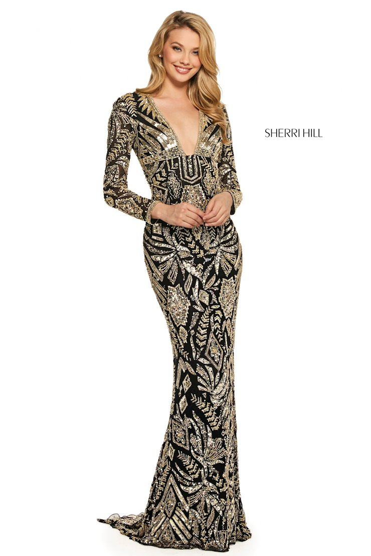 Sherri Hill Style #53270  Image