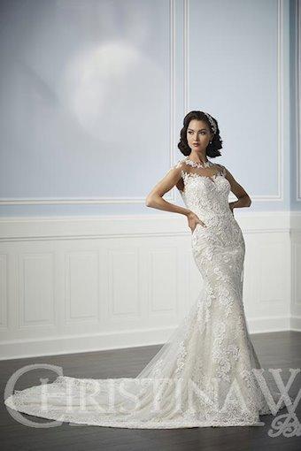 Christina Wu Brides Style #15702