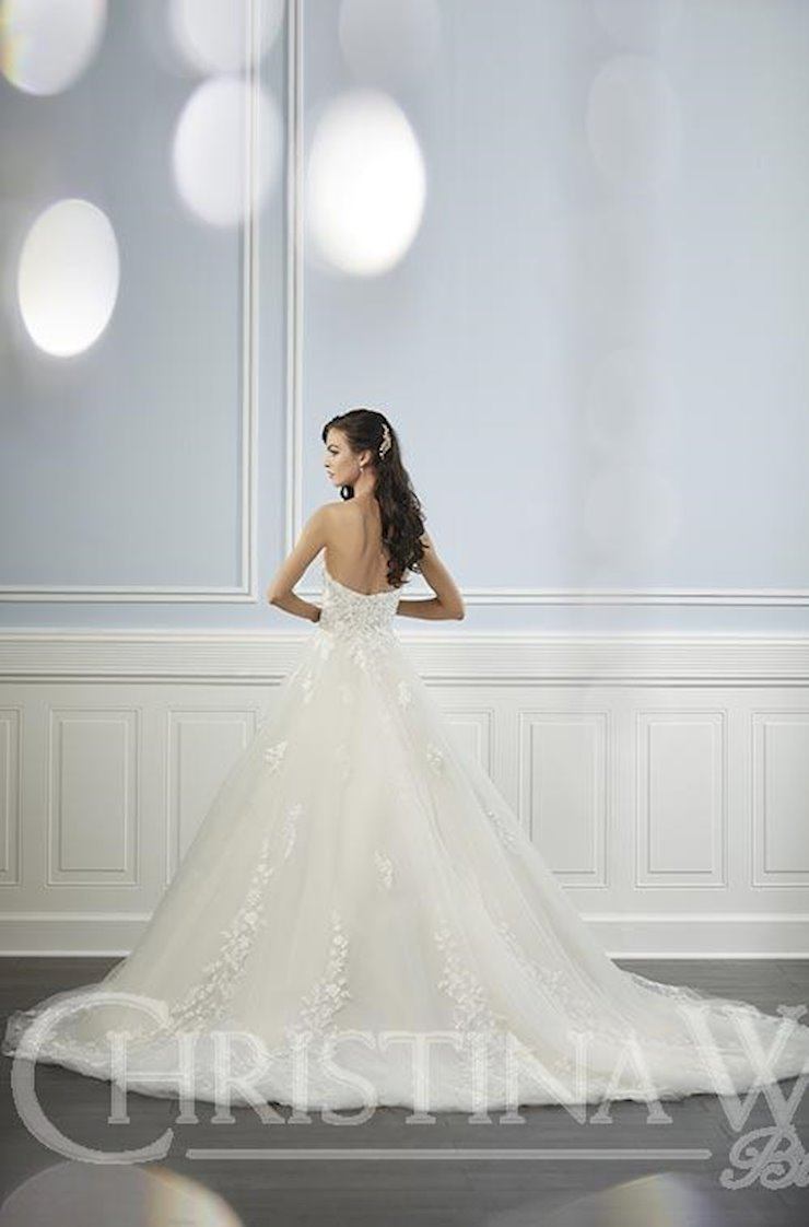 Christina Wu Brides Style #15711
