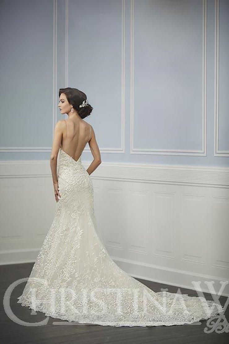 Christina Wu Brides Style #15714