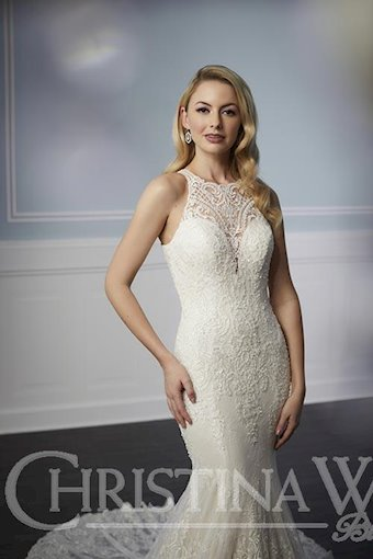 Christina Wu Brides 15716