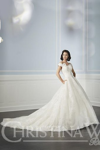 Christina Wu Brides Style No. 15717