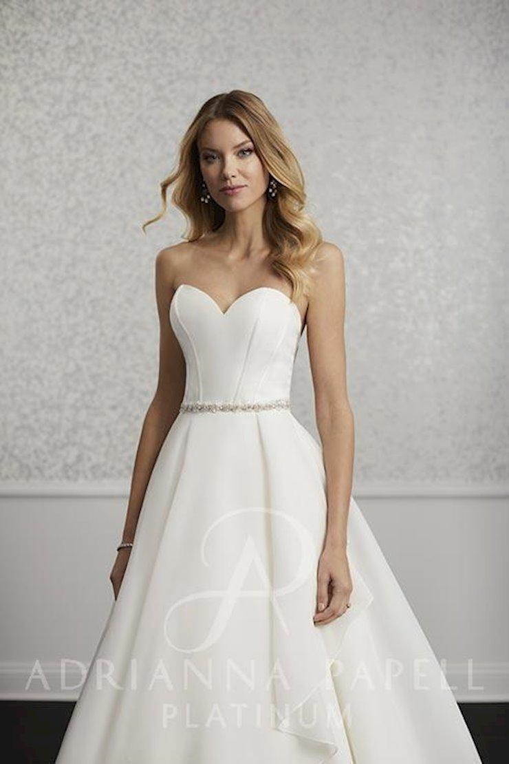 Adrianna Papell Platinum Style #31112  Image