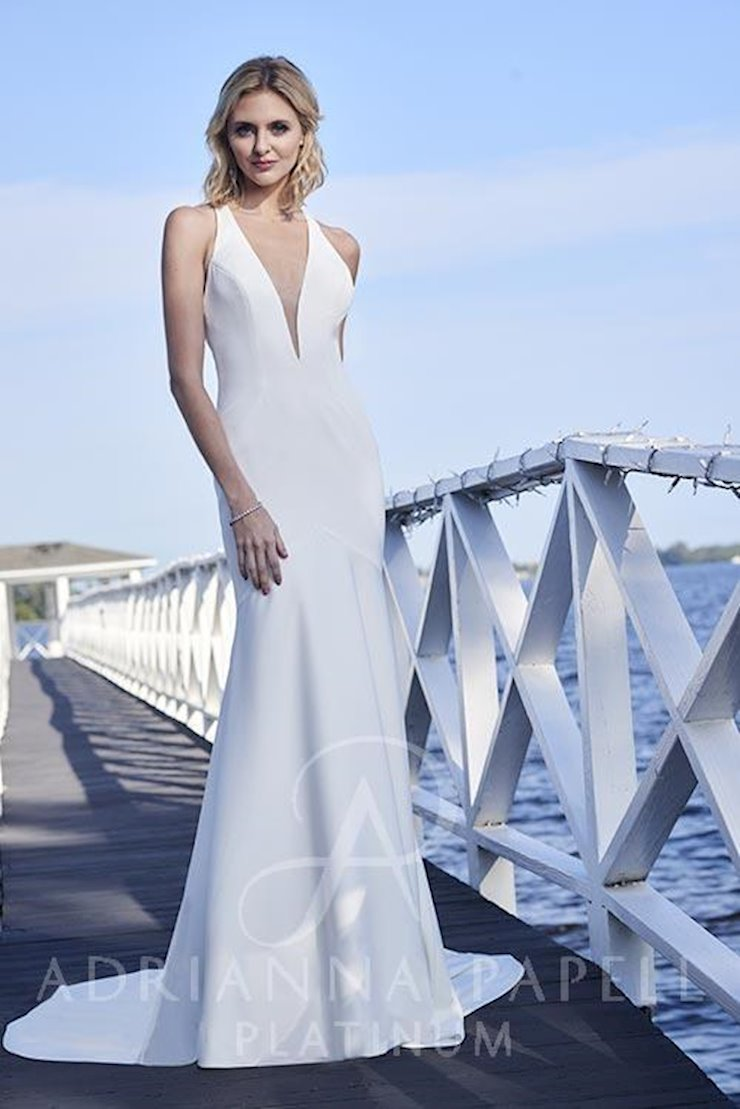 Adrianna Papell Platinum Style #31118 Image