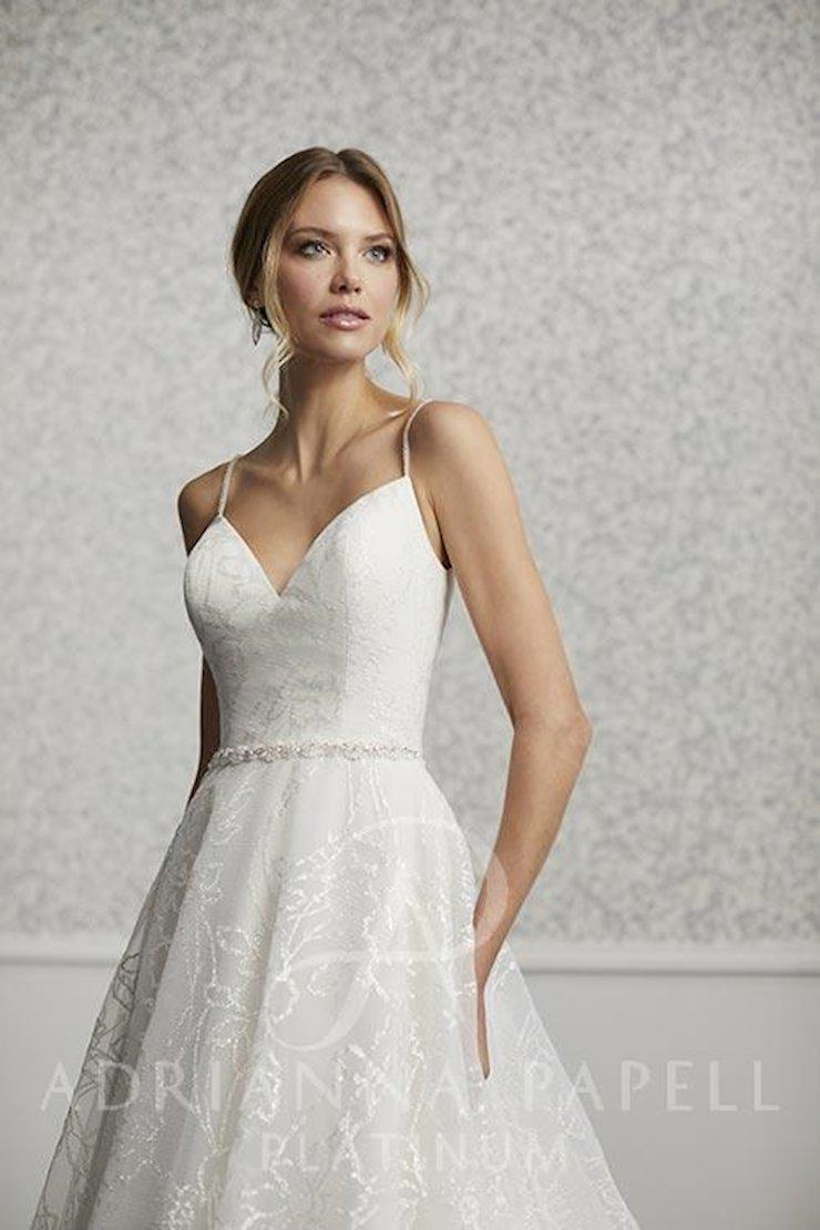 Adrianna Papell Platinum Style #31124  Image