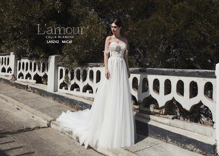 L'Amour by Calla Blanche LA9242 Image