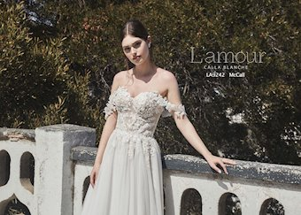L'Amour by Calla Blanche Style #LA9242