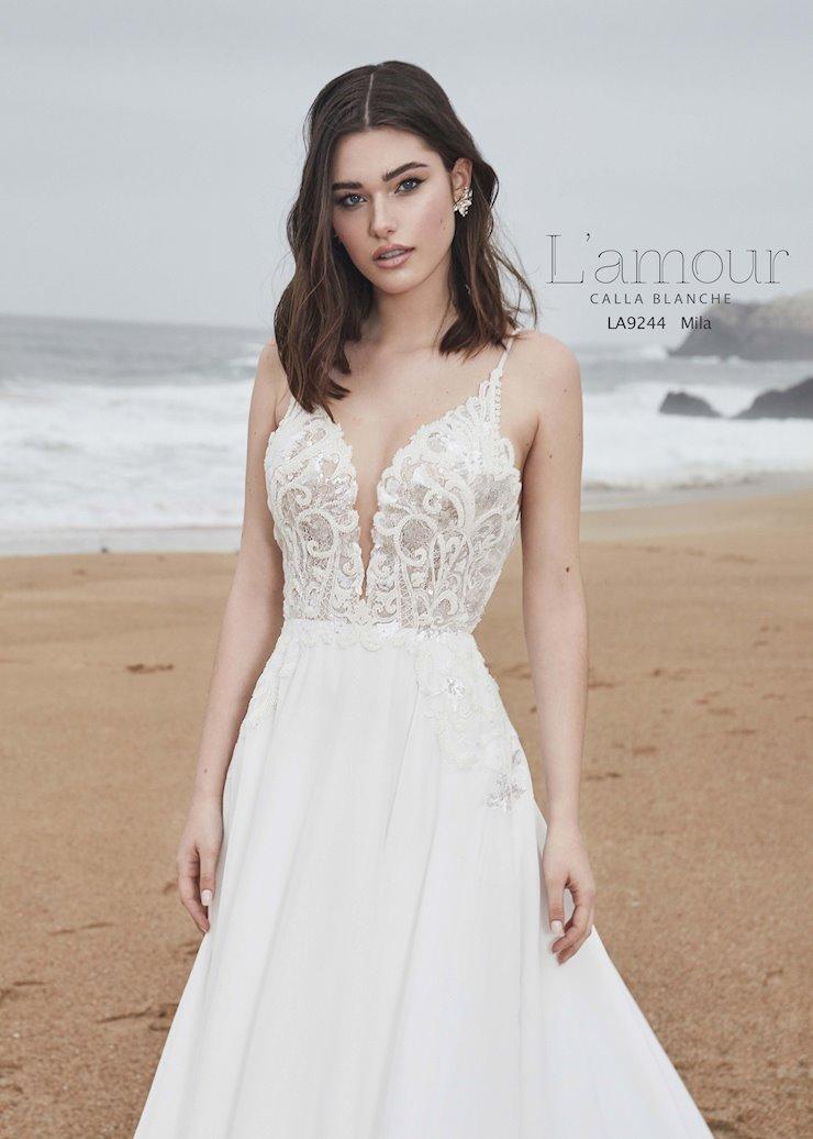 L'Amour by Calla Blanche LA9244  Image