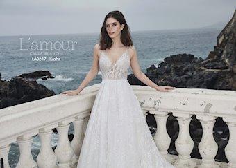 L'Amour by Calla Blanche Style #LA9247