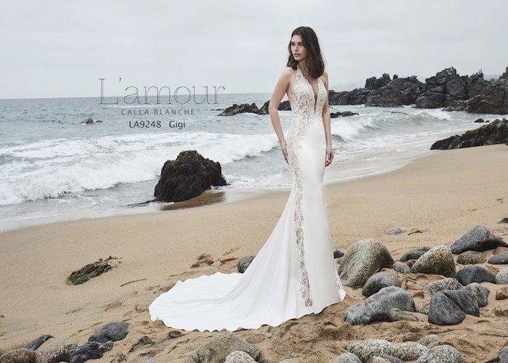 L'Amour by Calla Blanche Style No. LA9248