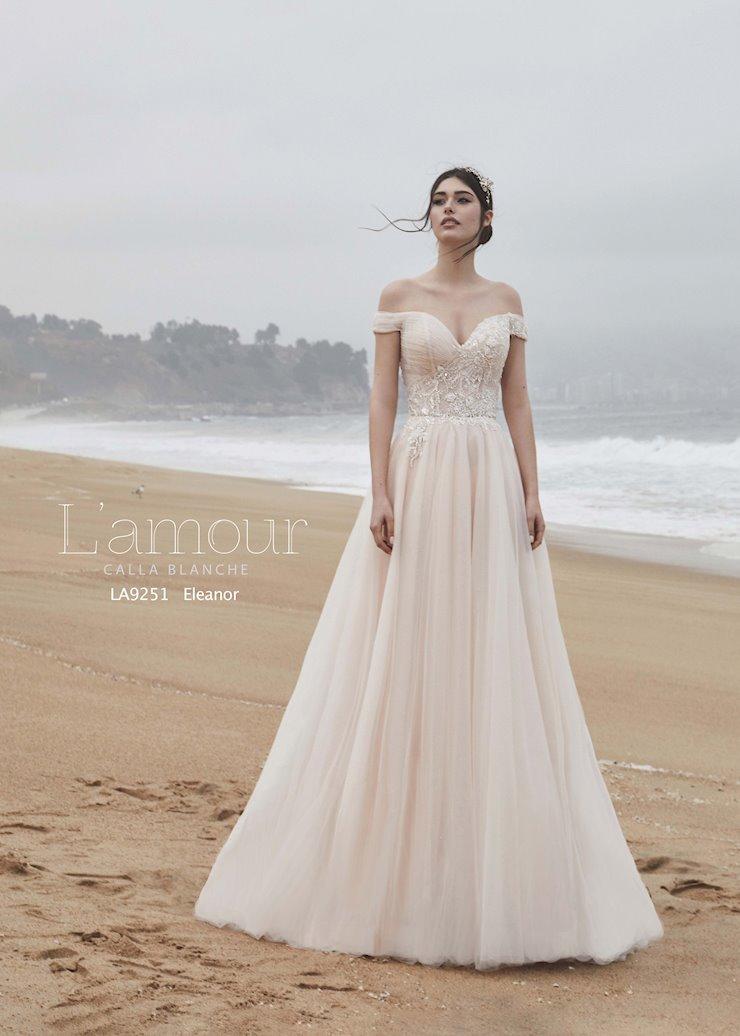L'Amour by Calla Blanche Style No. LA9251