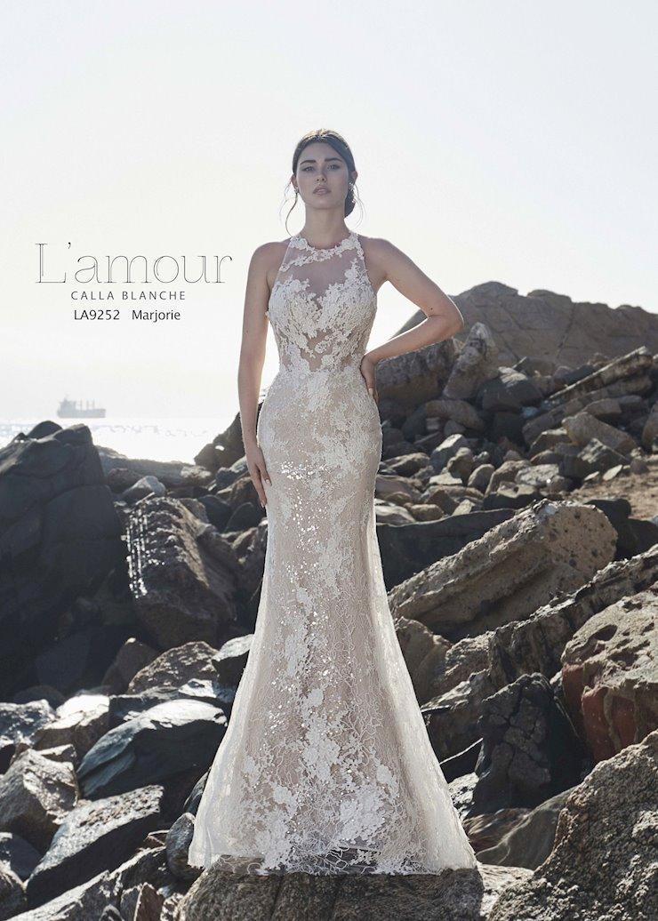 L'Amour by Calla Blanche Style No. LA9252