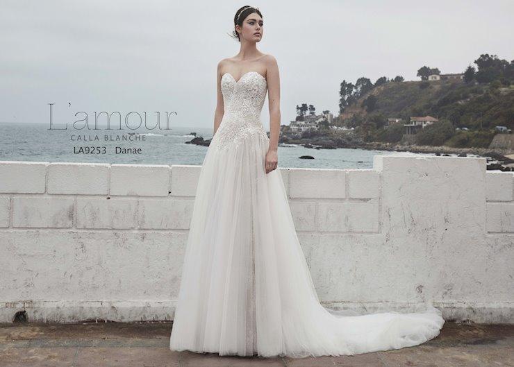 L'Amour by Calla Blanche Style No. LA9253
