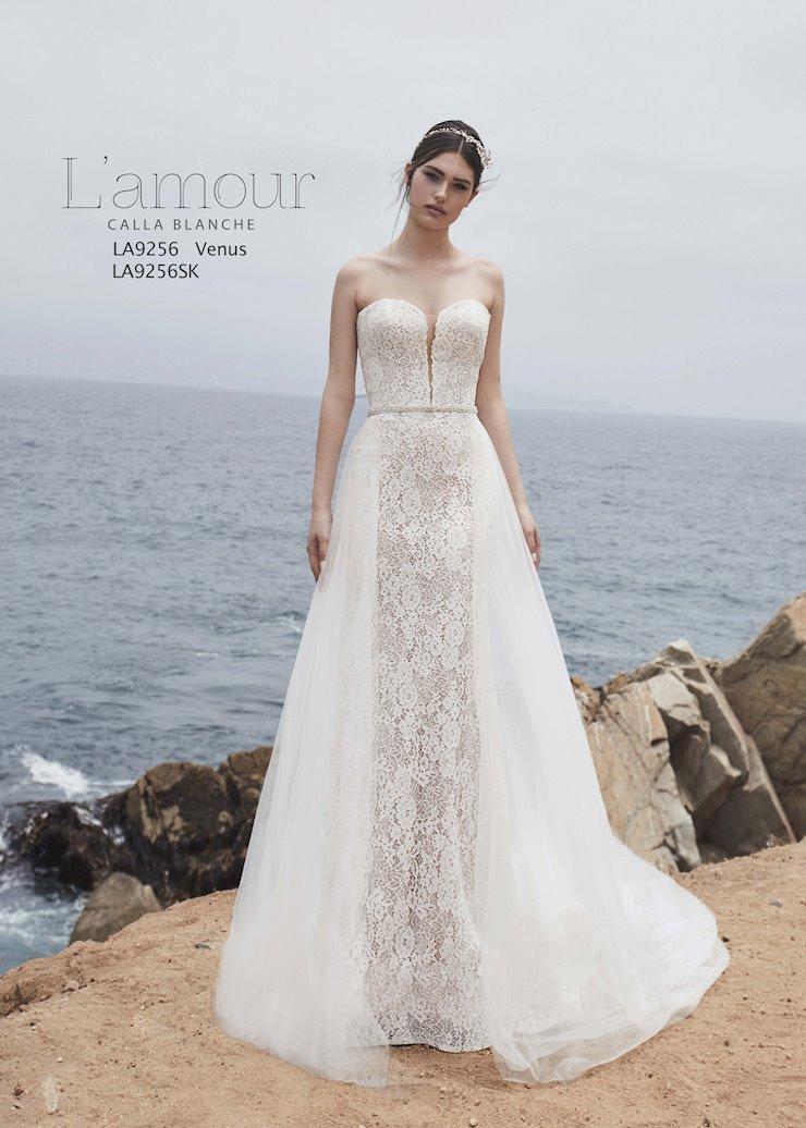 L'Amour by Calla Blanche Style No. LA9256SK