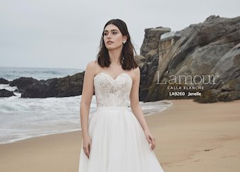 L'Amour by Calla Blanche Style No. LA9260