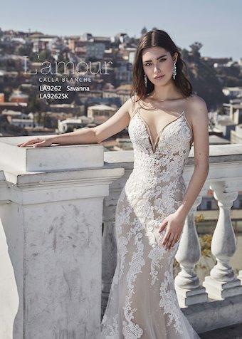 L'Amour by Calla Blanche Style No. LA9262