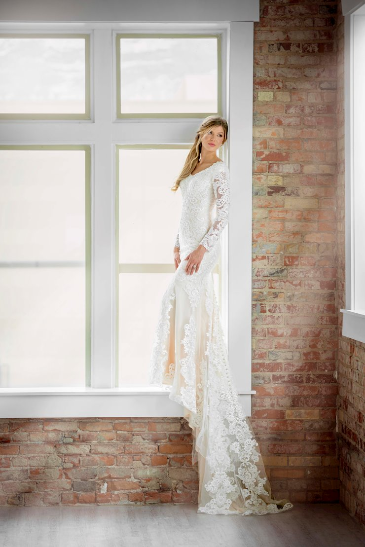 Modest by Mon Cheri Style #TR21902 Image