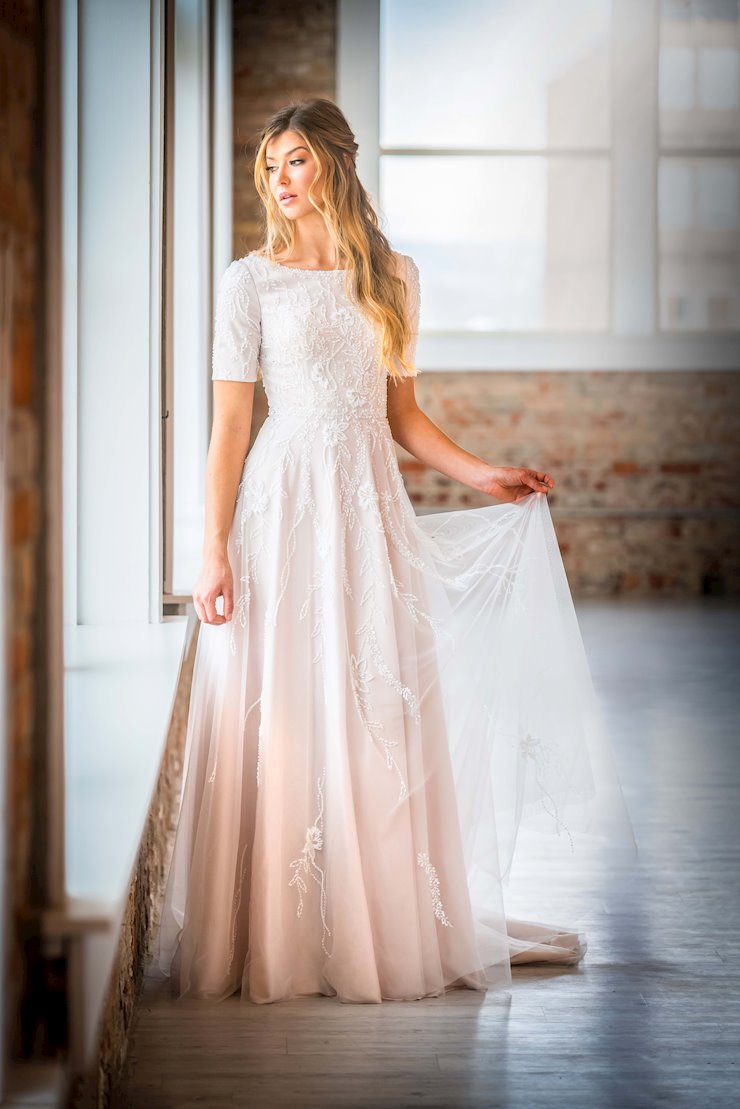 Modest by Mon Cheri Style #TR21903 Image