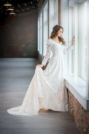 Modest by Mon Cheri TR21909