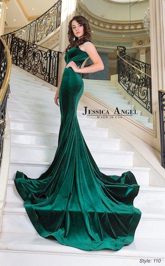 Jessica Angel #110