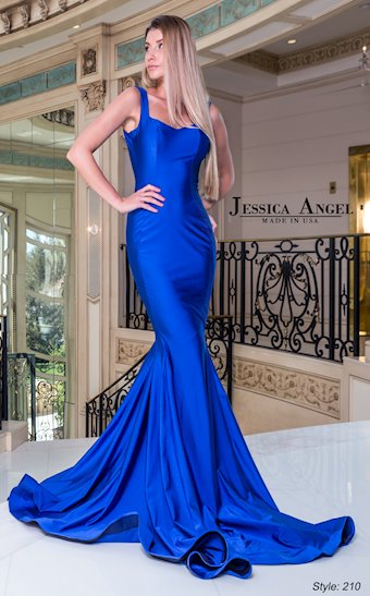 Jessica Angel Style 210