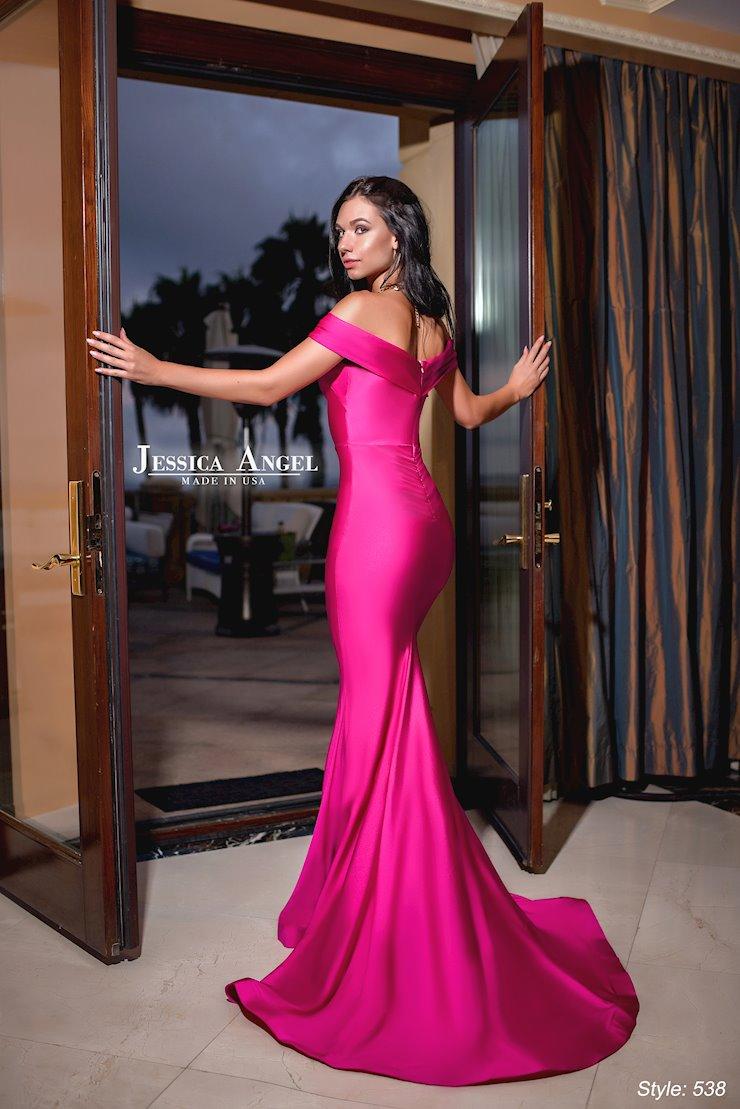 Jessica Angel Style #538