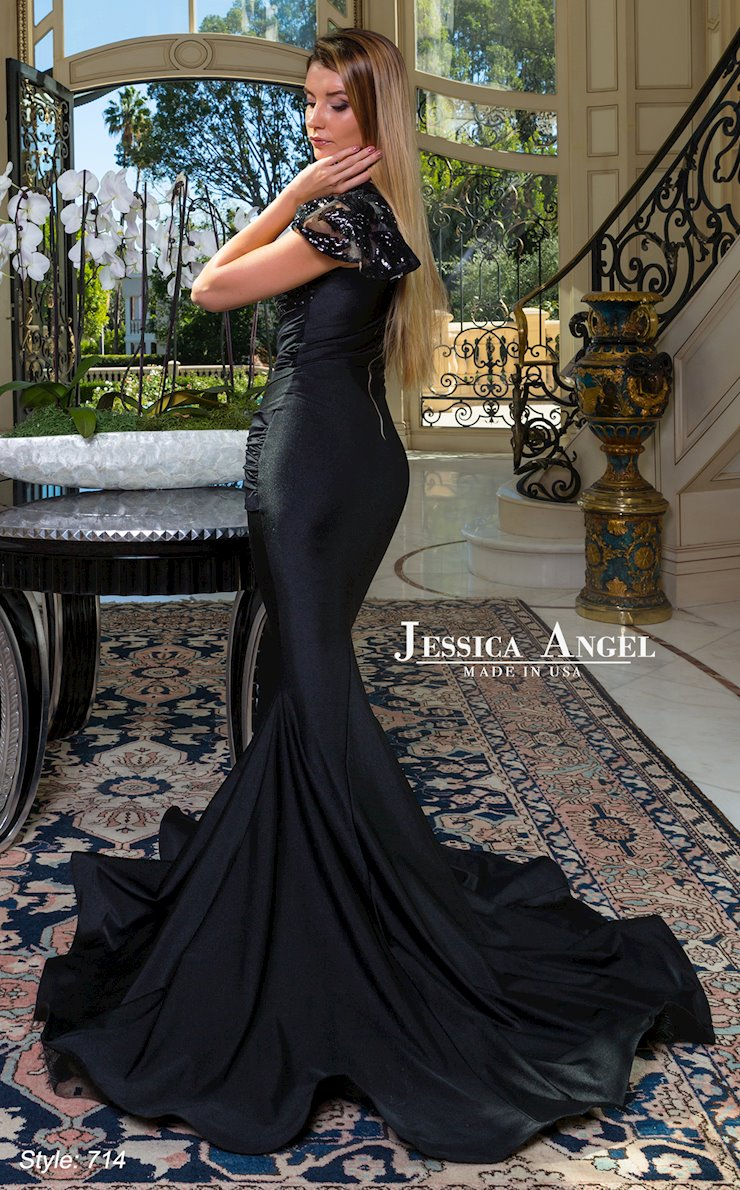 Jessica Angel Style 724  Image