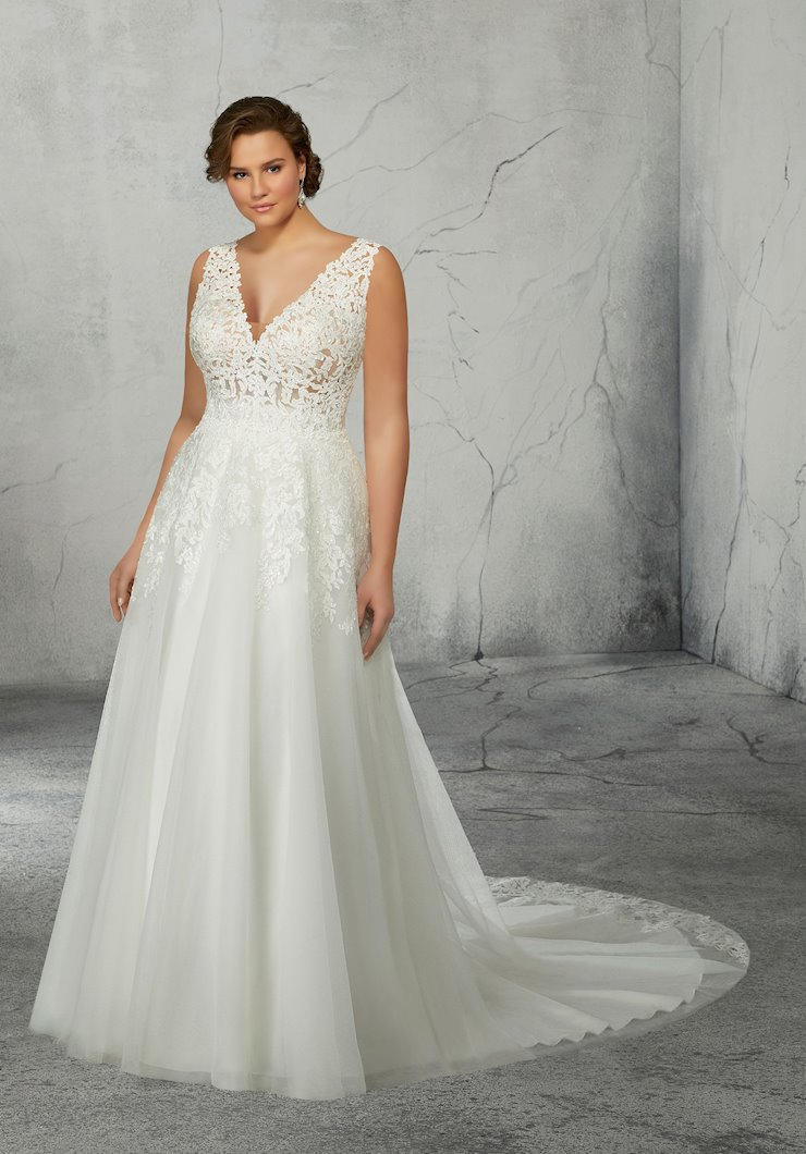 Morilee Style #5774W  Image