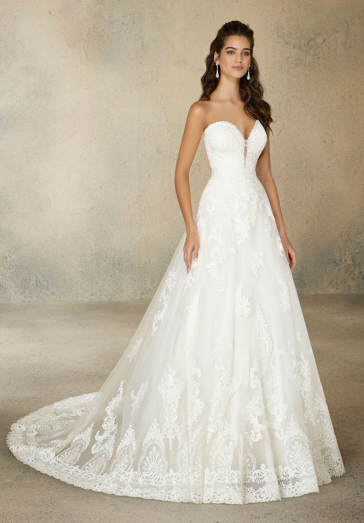 Mori Lee Bridal 2076
