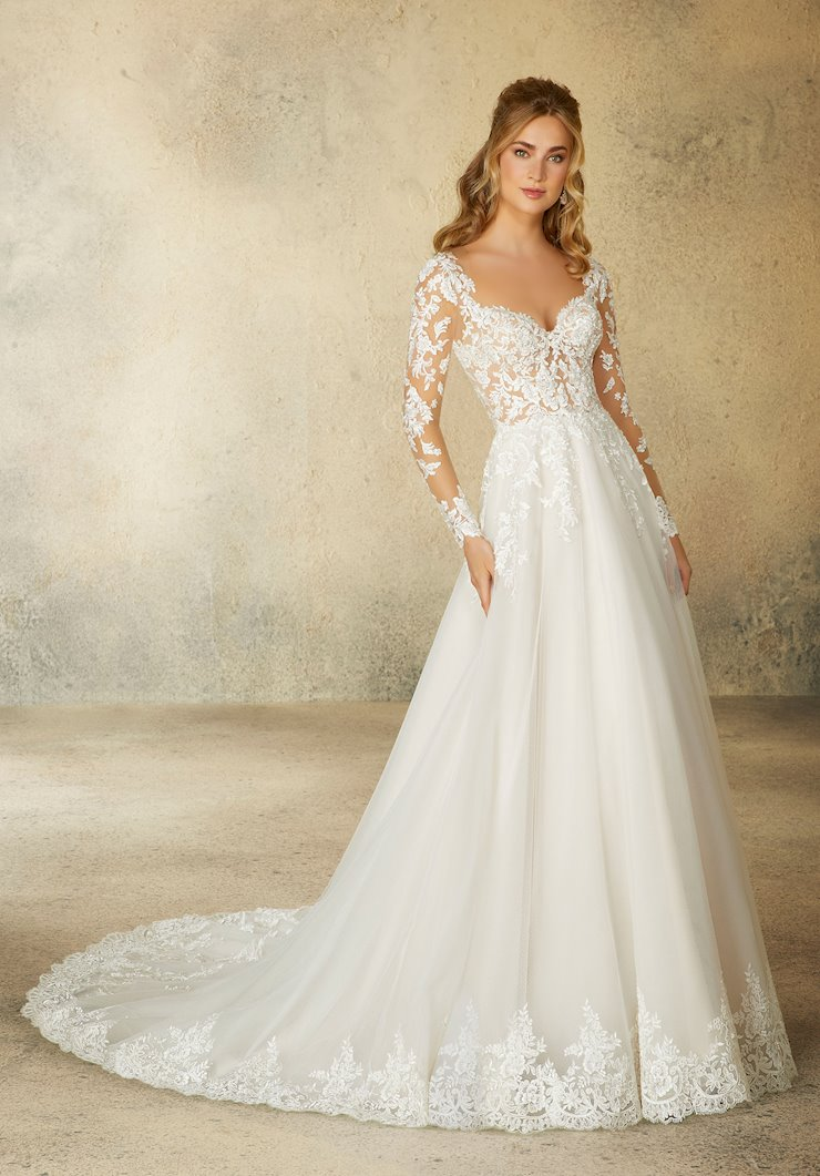 Mori Lee Bridal 2078