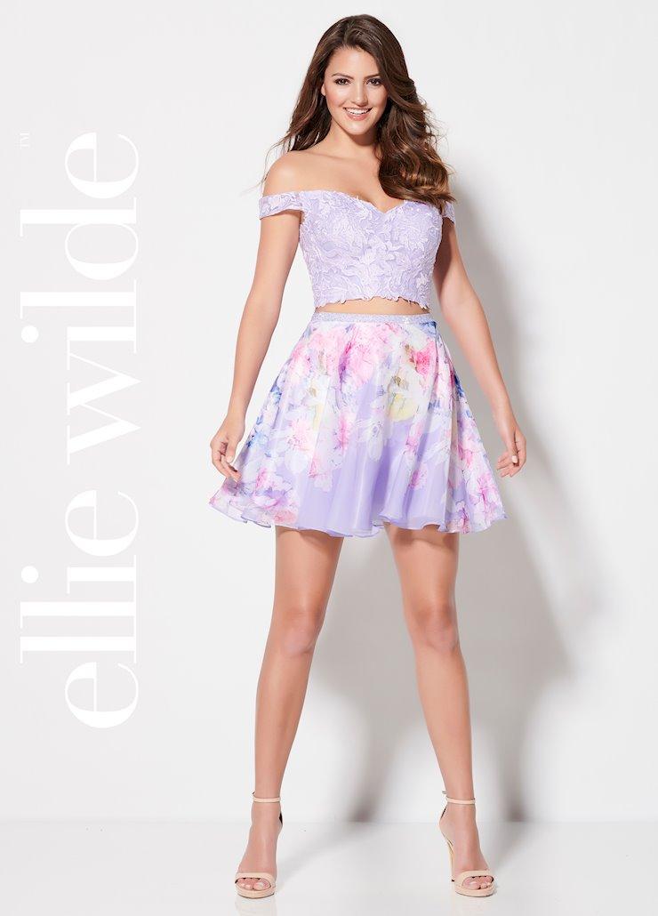 Ellie Wilde Style #EW21907S Image