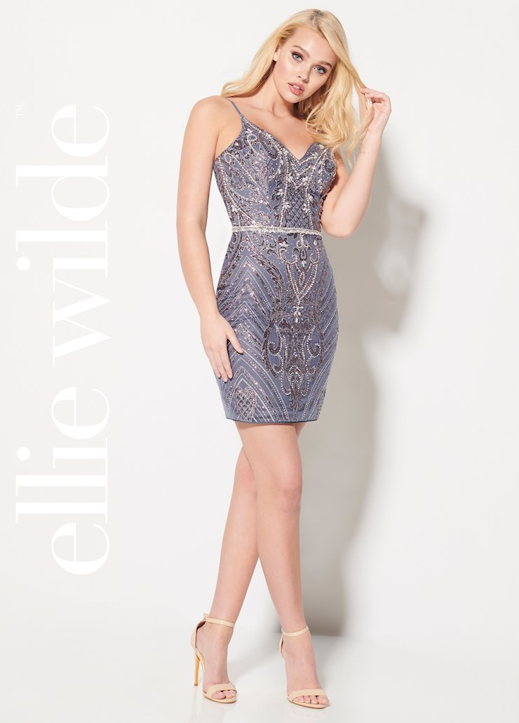 Ellie Wilde Style #EW21931S  Image